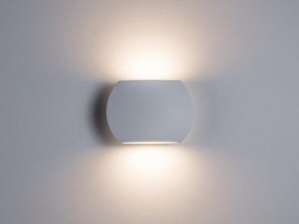 Настенный светодиодный светильник Paulmann WC Bocca WL 70792