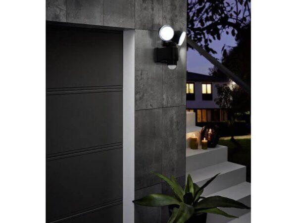 Уличный настенный светодиодный светильник Eglo Casabas 98189