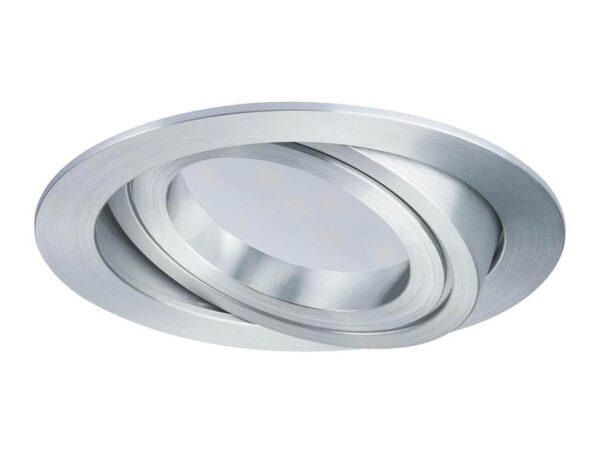 Встраиваемый светодиодный светильник Paulmann Coin 93984
