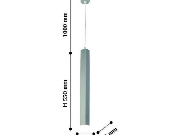 Подвесной светодиодный светильник Favourite Somnium 2246-1P