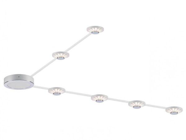 Потолочный светодиодный светильник Paulmann Star Frill 93648