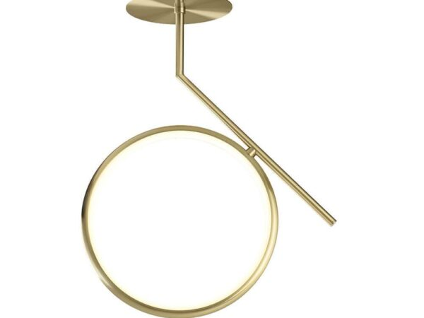 Подвесной светодиодный светильник Mantra Olimpia Oro 6584