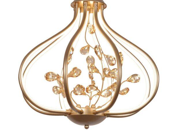 Подвесной светодиодный светильник Favourite Nodule 2384-8P