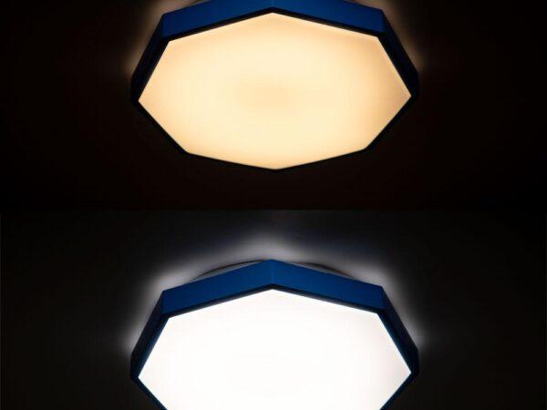 Потолочный светодиодный светильник Arte Lamp Kant A2659PL-1BL