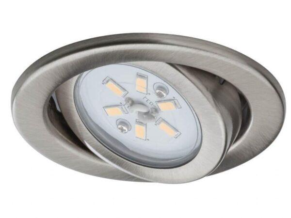 Встраиваемый светодиодный светильник Paulmann Basic EBL 3893