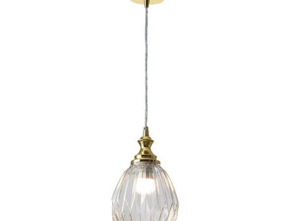Подвесной светильник Newport 6142/S gold/clear М0062465