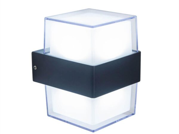 Уличный настенный светодиодный светильник Citilux CLU0009K