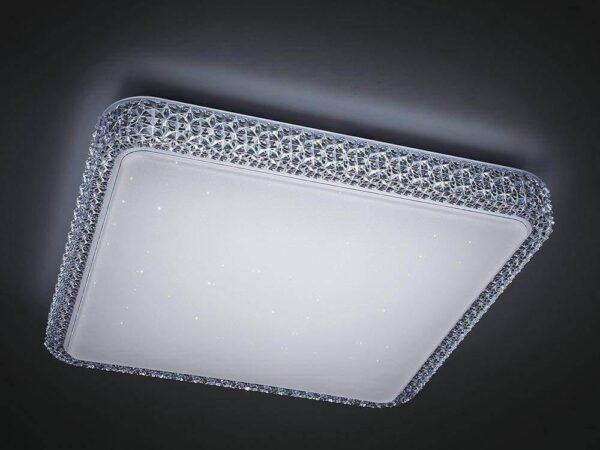 Потолочный светодиодный светильник Citilux Альпина CL718K80RGB