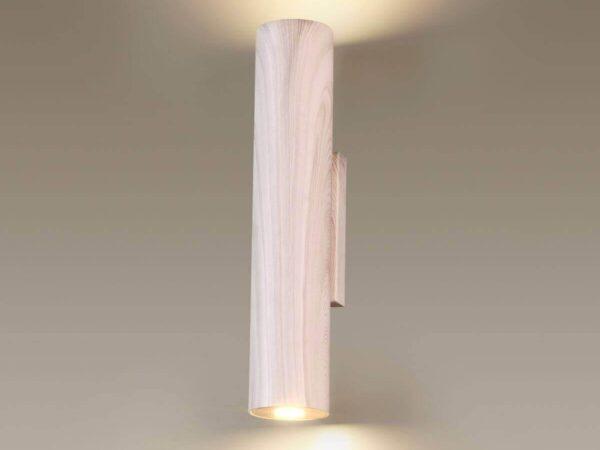Настенный светодиодный светильник Odeon Light Woody 3826/8WL