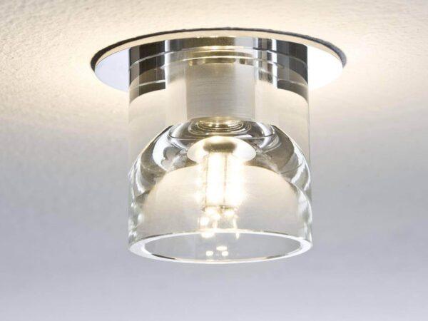 Встраиваемый светильник Paulmann Quality Glassy Tube 92021