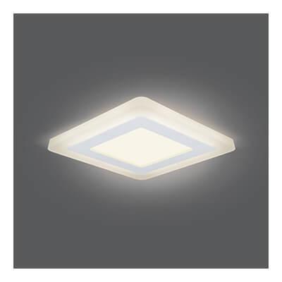 Встраиваемый светодиодный светильник Gauss Backlight BL122