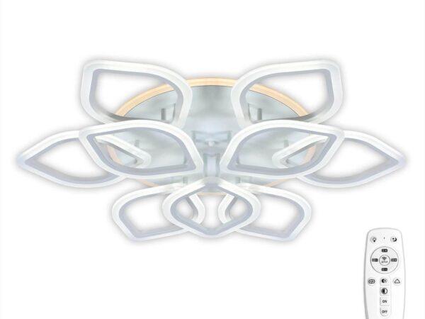 Потолочная светодиодная люстра Citilux Ромби CL236190RE