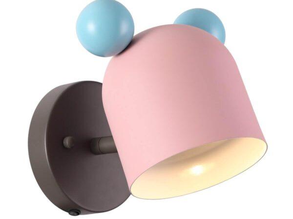 Спот Odeon Light Mickey 4731/1W