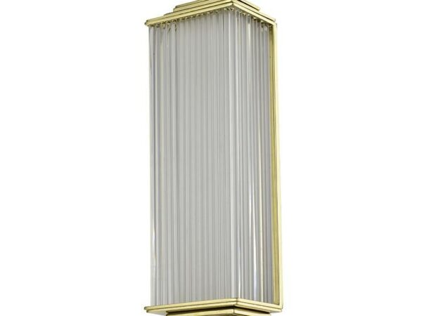 Настенный светильник Newport 3293/A gold М0062786