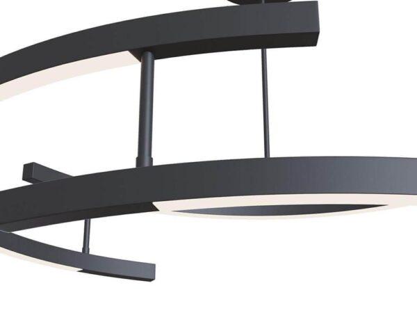 Подвесной светодиодный светильник Maytoni Line MOD054PL-L52B3K