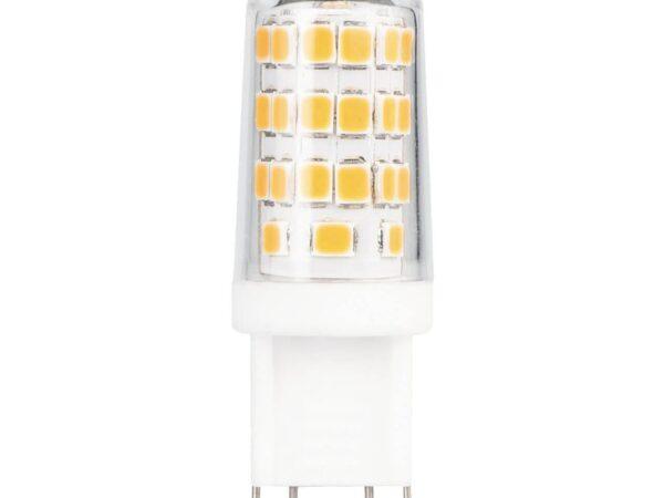 Лампа светодиодная диммируемая Gauss G9 3W 2700K прозрачная 107309103