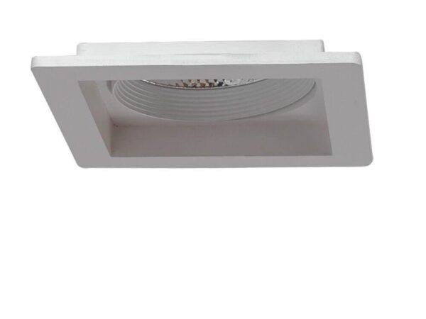 Встраиваемый светодиодный светильник Arte Lamp Privato A7007PL-1WH