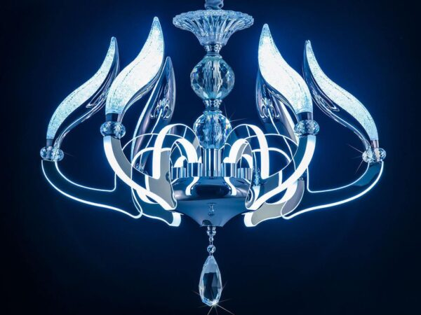 Подвесная светодиодная люстра Citilux Diva EL339P06