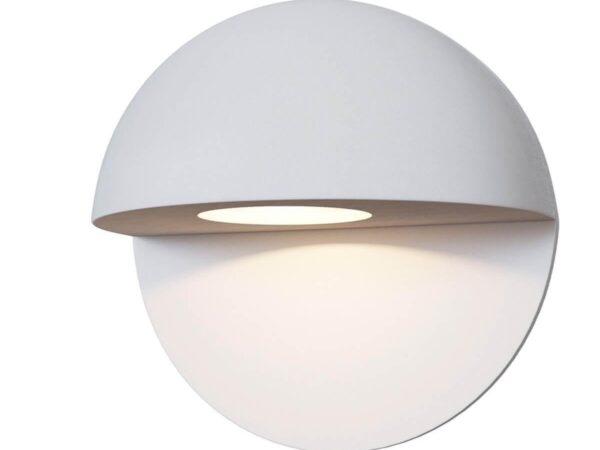 Уличный настенный светодиодный светильник Maytoni Mezzo O033WL-L3W3K