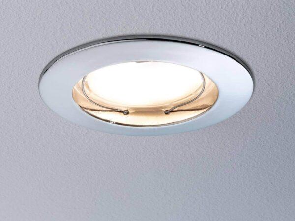 Встраиваемый светодиодный светильник Paulmann Coin 93960