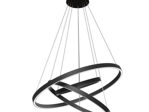 Подвесной светодиодный светильник Maytoni Rim MOD058PL-L100B4K