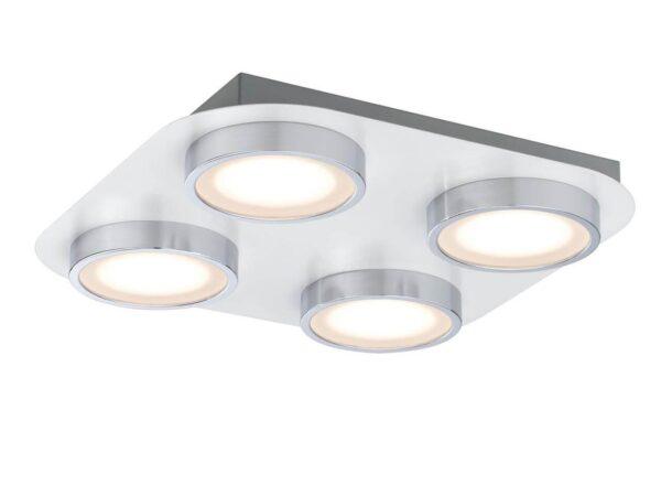 Потолочная светодиодная люстра Paulmann Liao 70945