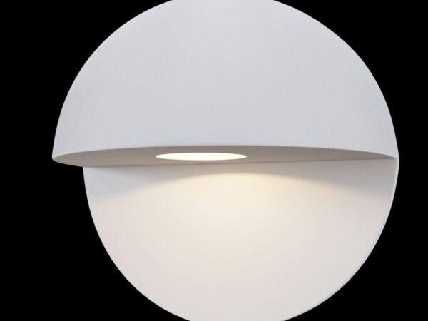 Уличный настенный светодиодный светильник Maytoni Mezzo O033WL-L7W3K
