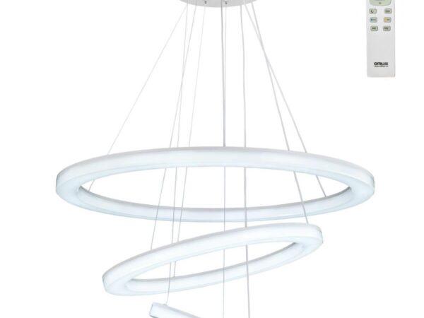 Подвесной светодиодный светильник Citilux Электрон CL710104RS