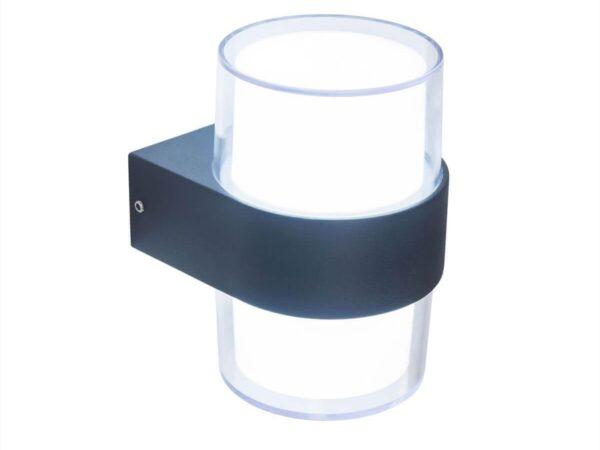 Уличный настенный светодиодный светильник Citilux CLU0009R