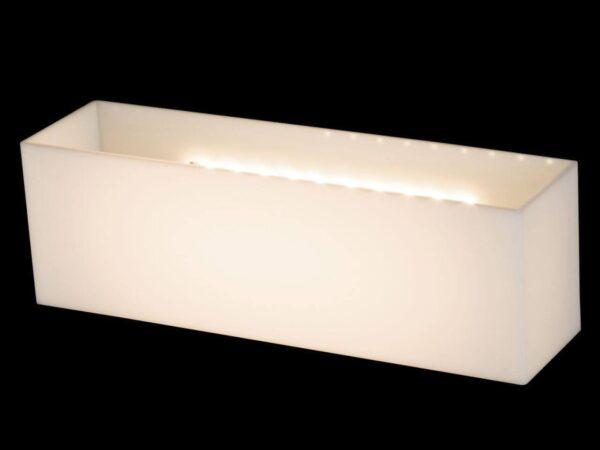 Уличный настенный светодиодный светильник Maytoni Camden O009WL-L10S