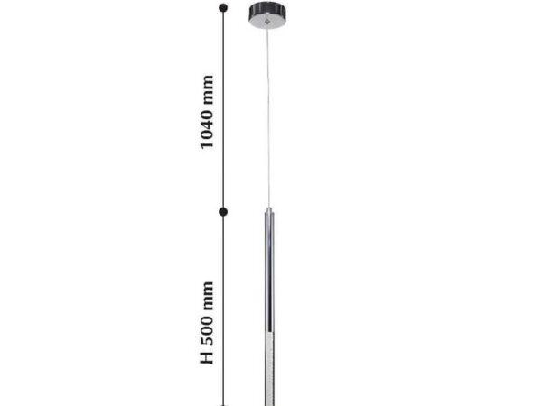 Подвесной светодиодный светильник Favourite Cylindro 2209-1P