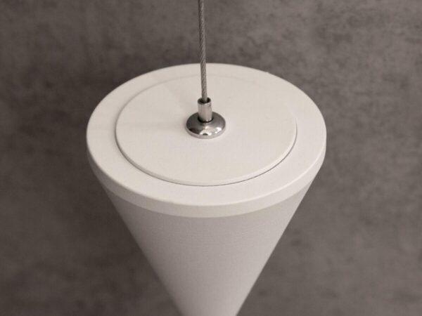Подвесной светодиодный светильник Mantra Vertical 7351