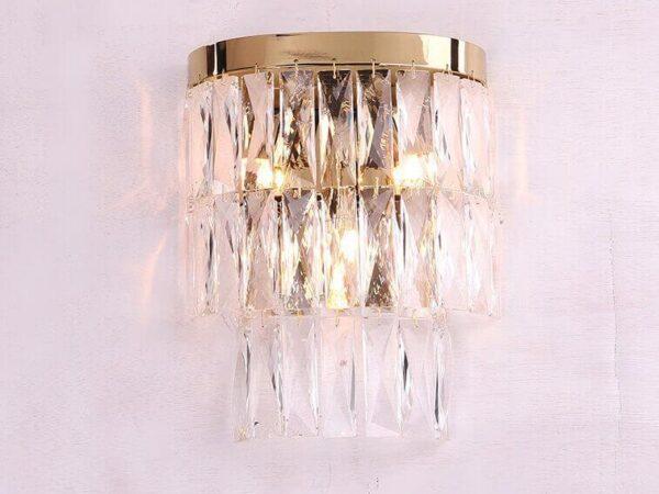 Настенный светильник Newport 10123/A gold М0060307
