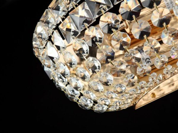 Настенный светильник Maytoni Basfor DIA100-WL-02-G