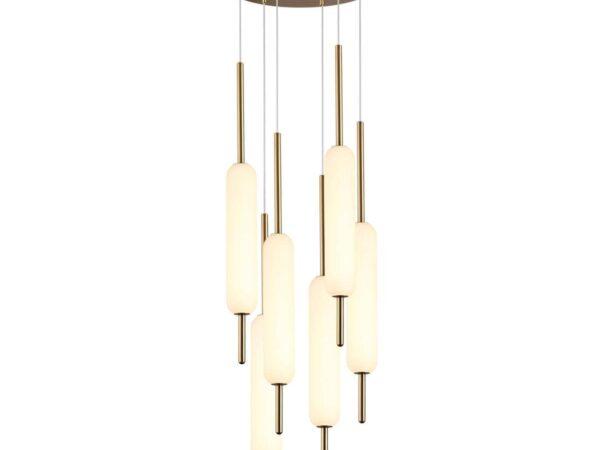 Подвесной светодиодный светильник Odeon Light Reeds 4794/72L