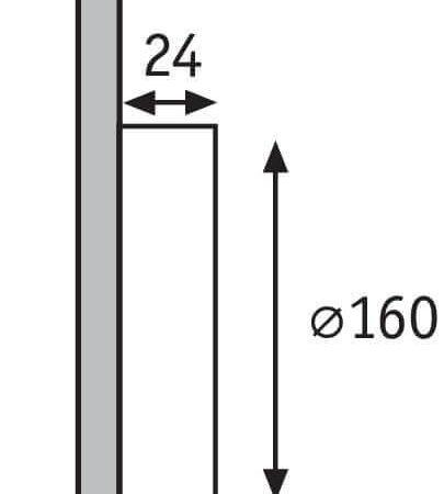 Настенный светодиодный светильник Paulmann Special Line Wall Led Flow 93822