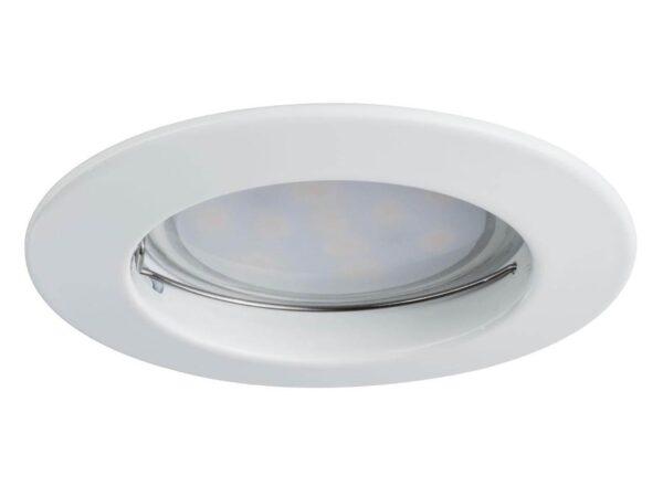 Встраиваемый светодиодный светильник Paulmann Coin 93956