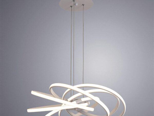 Подвесной светодиодный светильник Arte Lamp Presto A2527SP-6WH