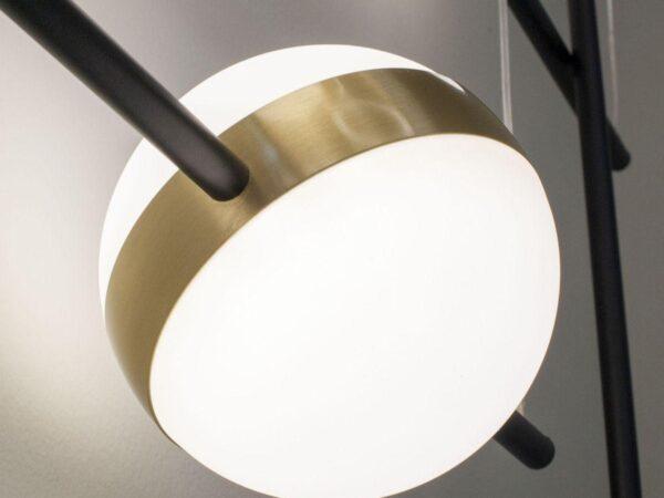 Потолочная светодиодная люстра Mantra Cuba 7162