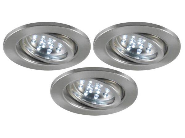 Встраиваемый светодиодный светильник Paulmann Basic EBL 3786