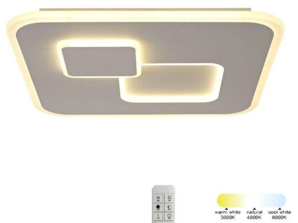Потолочный светодиодный светильник Mantra Quad 6455