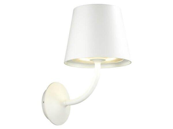Уличный настенный светодиодный светильник Odeon Light Elin 4609/7WL