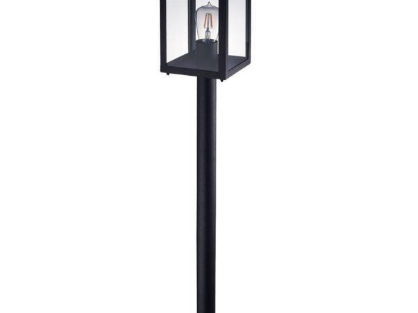 Уличный светильник Arte Lamp Belfast A4569PA-1BK