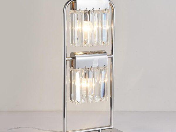 Настольная лампа Newport 4202/T Chrome М0060949