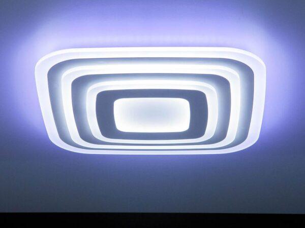 Потолочный светодиодный светильник Citilux Триест CL737A080E