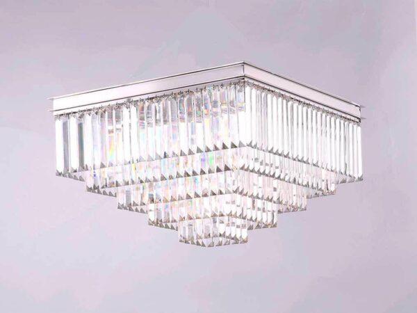 Потолочный светильник Newport 31112/PL Nickel М0057484