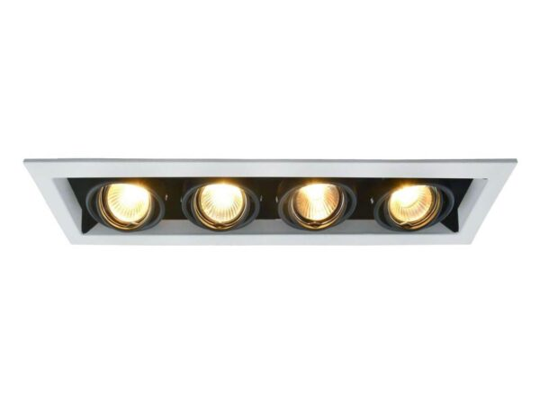 Встраиваемый светильник Arte Lamp Cardani A5941PL-4WH