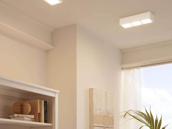 Потолочный светодиодный светильник Eglo Colegio 95202