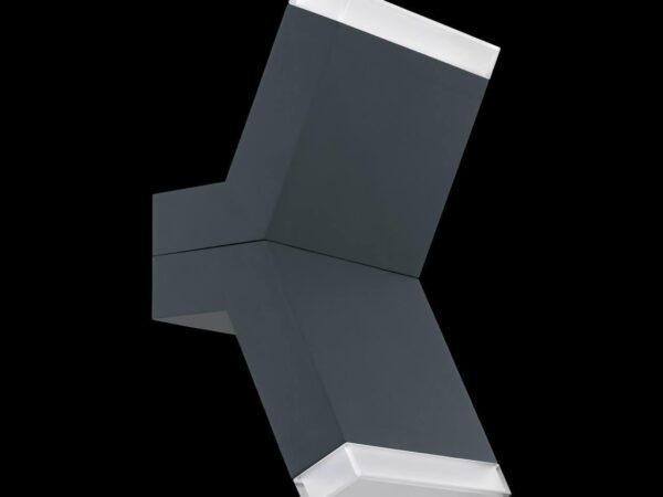 Уличный настенный светодиодный светильник Eglo Cantzo 97154