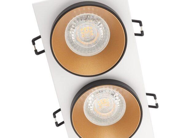 Встраиваемый светильник Denkirs DK2422-GD